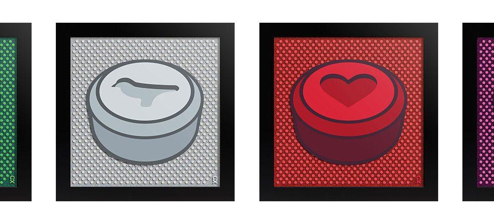 Pill Pop Art Series